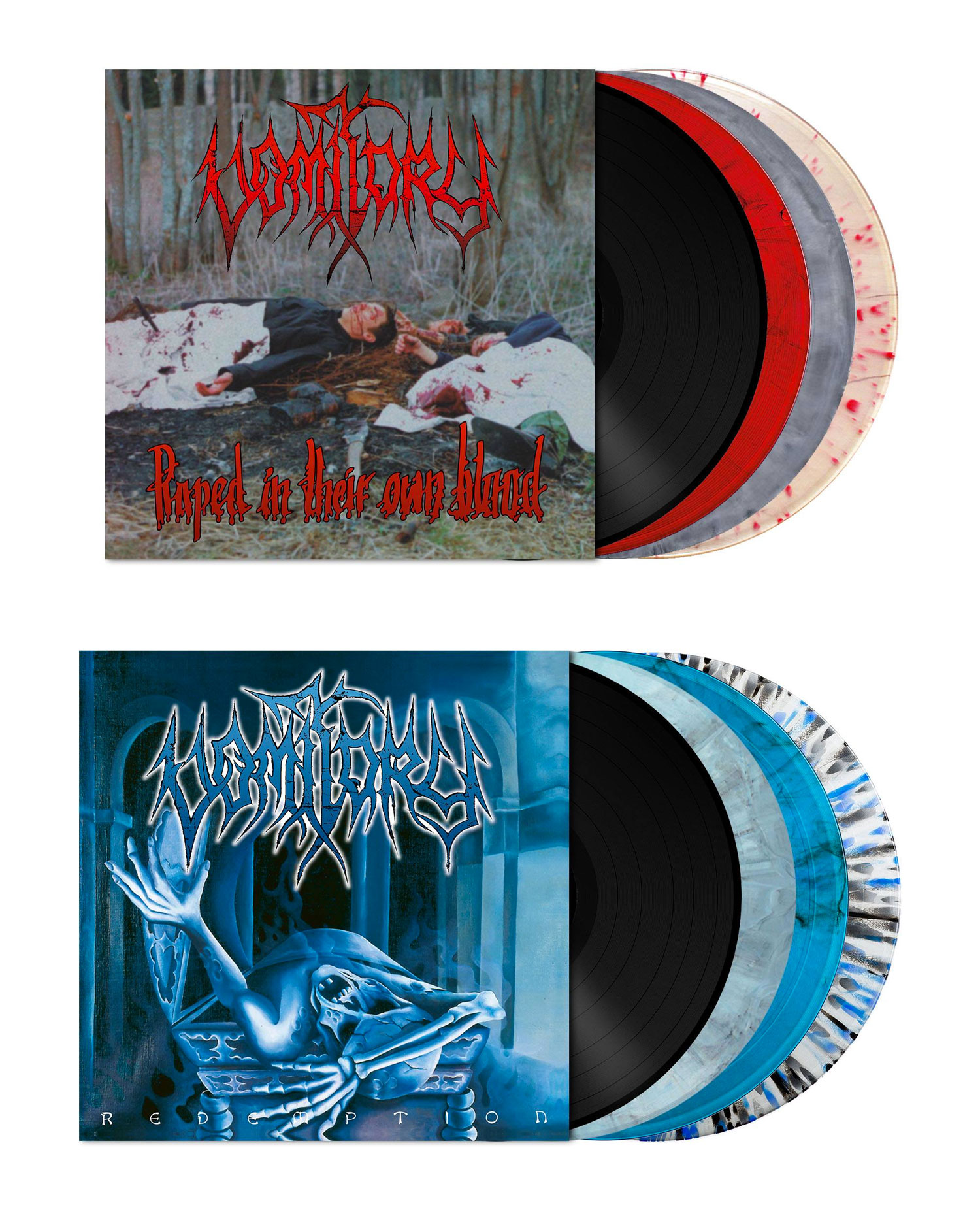 Vomitory (official) : News