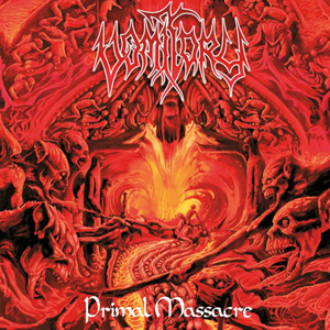 Primal Massacre cover