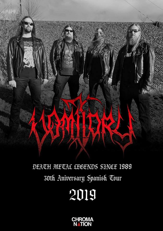 Vomitory (official) : Links